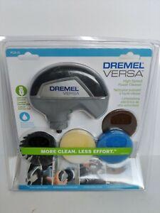 Dremel Versa Power Scubber Kit Rechargable Waterproof Cleaning Tool *Brand New*