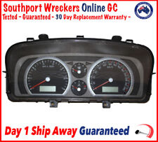 Genuine Ford Falcon BA BF XR6 XR Instrument Speedo Cluster Auto Unknown Kms