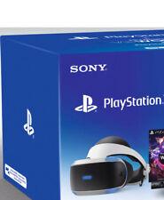 SONY PlayStation VR + Camera + VR Worlds Voucher, Virtual Reality Brille