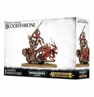 Blood Throne Skull Cannon of Khorne Warhammer 40K Age Sigmar Chaos Daemons AoS