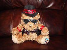 "World Poker Tour Teddy Bear Plush Doll 8"""