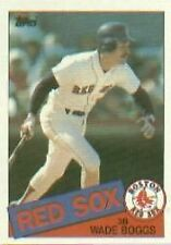 Topps Boston Red Sox Baseball Cards