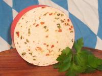 (Grundpreis 8,00 €/Kg) Paprikafleischwurst Aufschnitt geschnitten 1825g