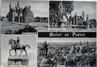 1962 Saluti da PADOVA Basilica del Santo Prato della Valle -ediz.Cesare Capello