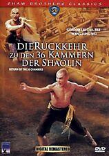 Die Rückkehr zu den 36 Kammern der Shaolin (Martial Arts) - Gordon Liu Chia-Hui