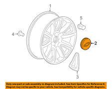 GMC GM OEM 14-16 Sierra 1500 Wheel-Center Cap Hub Cover 20941995