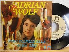 """7"""" single-Adran Wolf-vino Valpolicella-Aura Lee-United Artists 35 306"""