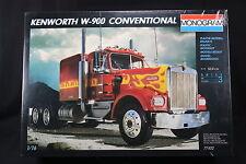 YF003 MONOGRAM 1/16 maquette camion 77402 Kenworth W-900 Conventional truck us