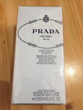 Prada Infusion D'Iris Body Lotion 250 ml New Sealed In Box Rare