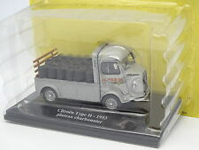 Eligor Carrera 1/43 - Citroen Tipo H Volquete Collier 1953