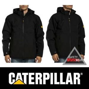 CAT Workwear Chinook CP1310017 WP Waterproof Windproof Breathable Jacket Black