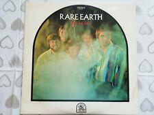 "RARE EARTH    ""GET READY""    VINYL LP RECORDS"