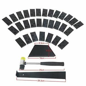 Laminate Wood Flooring Installation Kit with 30 Spacers