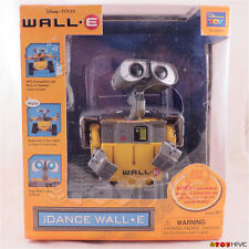 Disney Pixar iDance Wall-e Electronic dancing interactive robot by Thinkway Toys