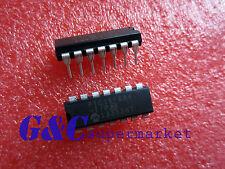 2PCS PIC16F684-I/P 16F684 DIP-14 IC MCU 8BIT 3.5KB FLASH NEW GOOD QUALITY D38
