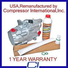 2010-2011 Toyota Prius 1.8L OEM Reman A/C Compressor