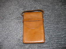 Vintage Genuine Polaroid Leather Carrying Case for SX-70 Cameras