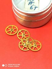 Lot 5X Fhf 67 Seconds Weel Watch Parts n 227