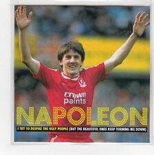 (GE953) Napoleon, I Try To Despise The Ugly People - 2009 DJ CD