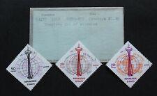 HAITI - 1962 SCARCE BOB AIRMAIL SEATTLE EXPOSITION SET MNH RR