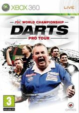 PDC World Championship Darts Pro Tour (Xbox 360) PAL BRAND NEW CASE J2L