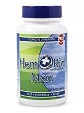 Hem Rid Max Strength Hemorrhoid Reduce Itching Irritation Bleeding Fast Relief