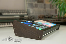 Native Instruments MACHINE MICRO MK1 MK2 Real Wood Side Panel Stand Stand Do