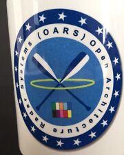 Open Architecture Radar Systems OARS 11 oz Coffee Mug Color Bars Logo Geek Cup