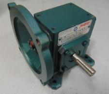 Grove Gear Flexaline TMQ1133-3 Worm Gear Speed Reducer Gearbox 1HP, 5:1 NEW
