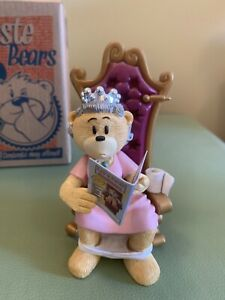 Bad Taste Bears -  Liz, On Her Throne. Queen.