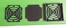 60mm Fan Filter Dust Guard 60 mm Black PC Case Mesh 3parts Kit FK60-D1 x 2sets