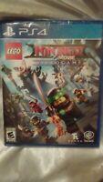 2017 SONY PS4 LEGO NINJAGO MOVIE VIDEO GAME
