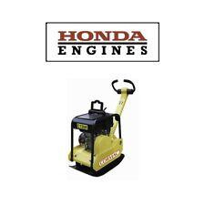 Cormac Hydraulic Reversible Plate Compactor C135rh Gasoline Honda Gx160 55hp