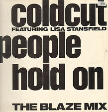 COLDCUT - People Hold On (The Blaze Mix) - big life