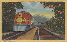 Vintage Lote de 5 Tarjetas Postales
