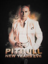 2013 PITBULL New Year's Eve Concert Tour December 26 27 31 2013 (LG) T-Shirt