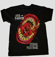 VIO-LENCE-Eternal Nightmare ForbiddenCotton Black Men S-234XL T-shirt L072