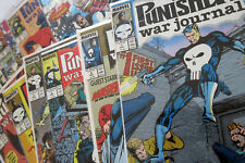 The Punisher War Journal #1-32 - 32 Issues Total Run - Marvel Comics - 1988