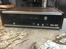 Vintage Receiver Realistic Wideband AM FM Stereo Model STA-120 for parts repair