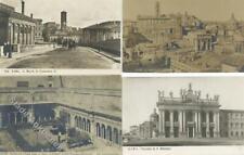 51226180 - Roma Partie von ueber 80 AK vor 1945 Rom (Roma)