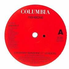 "Fishbone - Everyday Sunshine - 7"" Record Single"