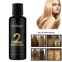 Professional 100ml Pure Keratin Hair Straightening and Repair Treatment Tool