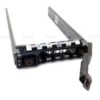 "Dell 2.5"" G176J KG7NR G281D SATA SAS Tray Caddy 4 R900 R720 R710 R610 R410 T710"