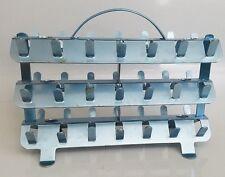 Vintage Zierold Aluminum Thread Holder - Blue