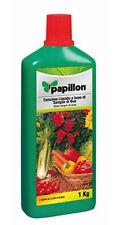 Concime Papillon a base sangue di bue per piante verdi da fiore e frutto lt 1