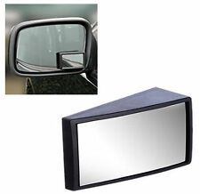 2 SELFADHESIVE  WIDE ANGLE CAR VAN BLIND SPOT WING MIRROR WIDER VISION