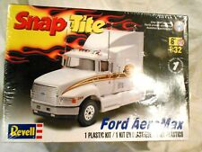 Revell Ford Aeromax Snap Tite 1/24 scale-Sealed
