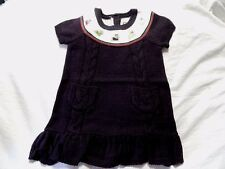 NWT 12-18 GYMBOREE PUPS AND KISSES SWEATER DRESS