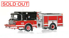 CHICAGO FD Spartan Engine 123 1/50 Fire Replicas FR024-123 Sold Out New