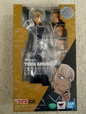 SH Figuarts Detective Conan Case Closed Amuro Toru figure
